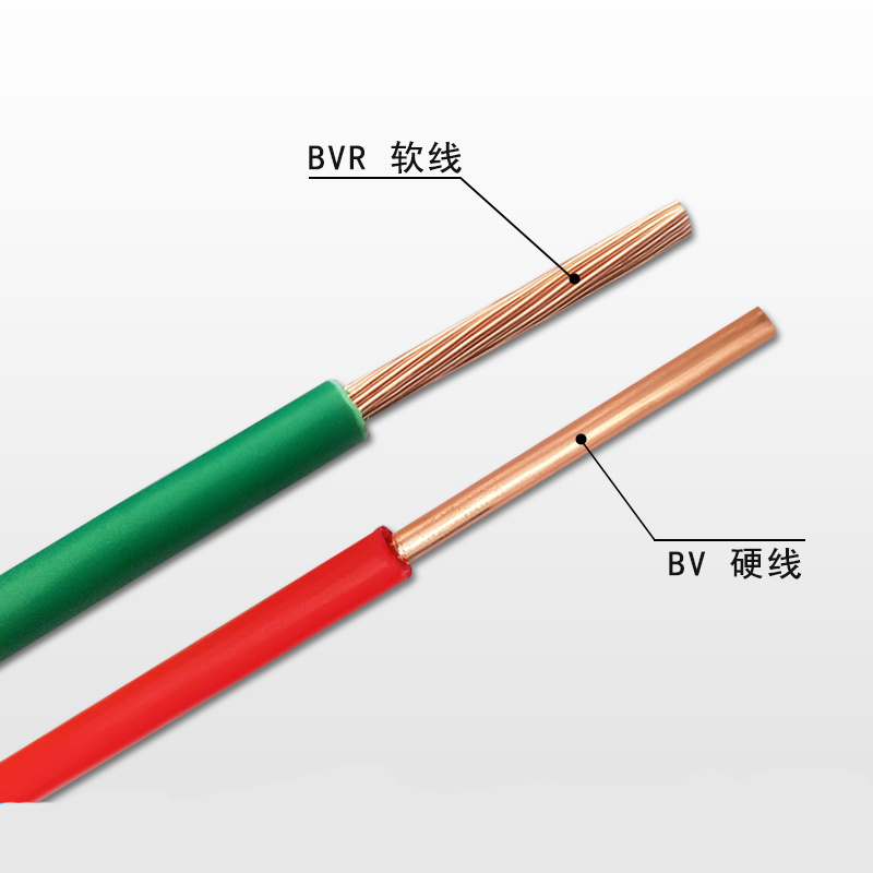 深圳金环宇电线电缆N-BVR10耐火单芯软家装线