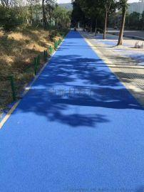 彩色防滑路面专用双组份聚氨酯粘石胶