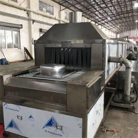 广东超声波喷淋清洗机 汽车压缩机配件压铸零件清洗机