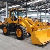 沃特液压多功能小型柴油装载机 农用推土车铲车机