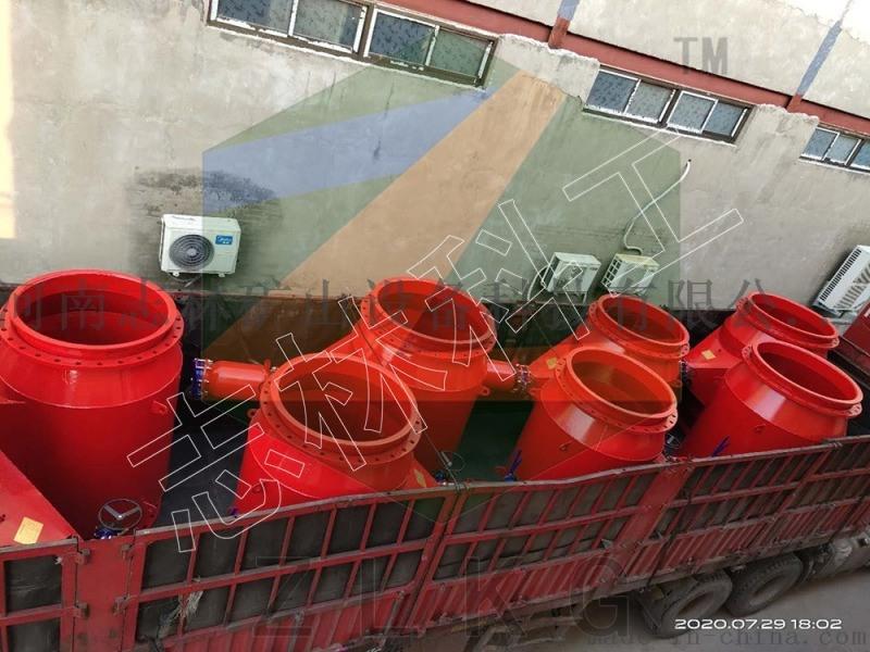 瓦斯管路快速排渣器 山西矿用排渣器厂家