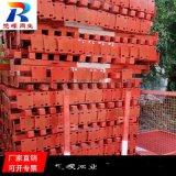 南昌红白临边基坑安全围栏移动网片基坑防护网