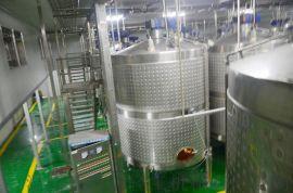 (设计报价)黄酒生产线全自动发酵罐|全套黄酒酿酒设备厂家