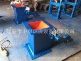 重锤翻板阀 手动 碳钢焊接 来图定制 量大从优