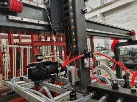 山东防火门芯板生产线设备