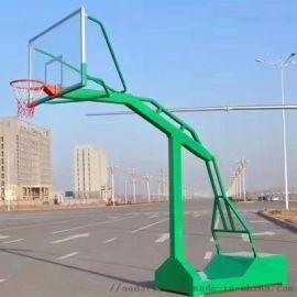 江苏直销 凹箱独臂式篮球架 厂家直销