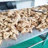 杭州6米小酥肉油炸機 脆皮小酥肉全自動油炸設備