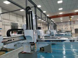 三轴机械手 用于成型机成品及水口取出