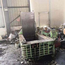 废金属液压压块机 废铝废铜打包机