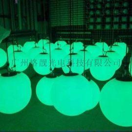 舞台LED升降彩球酒吧婚礼效果灯