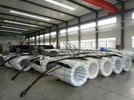 PE100级大口径管材,高密度聚乙烯管材