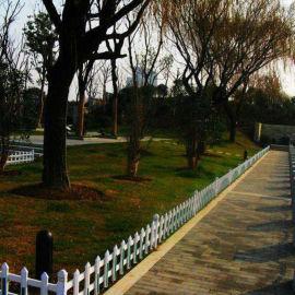 四川阿坝园林绿化工程护栏 浙江pvc护栏