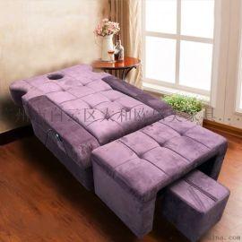 广州足浴洗浴沐足美容椅沙发洗浴