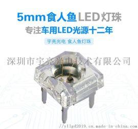 食人鱼LED发光二极管_食人鱼灯珠厂家