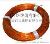 耐压250伏聚酰亚胺(PI)绕包线缆