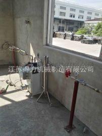 实验室或厂区集中供气系统安装