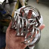 DN76金屬矩鞍環新研發產品帶齒矩鞍環蒸餾塔填料