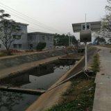 自動化農田河道灌溉水資源測量設備