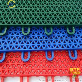 厂家直销幼儿园室外悬浮地板篮球场防滑耐磨悬浮式运动拼装地板
