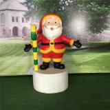 佛山玻璃钢圣诞老人雕塑 商场活动雕塑摆件