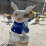 梅州玻璃鋼造型雕塑 公園景觀雕塑擺設