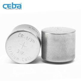 CR11108微型仪器仪表小型电子产品锂锰纽扣电池