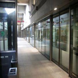 地铁屏蔽门透明防静电耐磨防腐辐射降温ZS-411