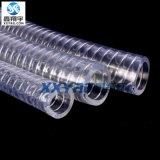 耐高溫耐酸鹼PVC透明鋼絲增強軟管耐高壓軟管