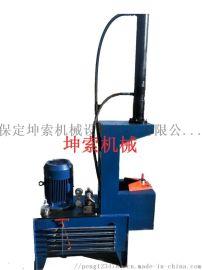 液压钢丝绳插套机YC32