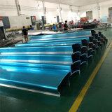梯形雕花外墙铝单板 平行线冲孔铝单板定制厂家