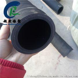 耐温输油低压夹布胶管 山西超然DN38低压夹布胶管