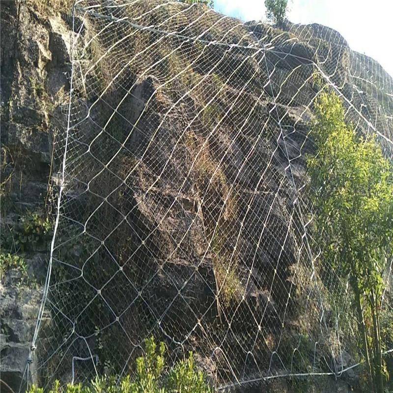 懸崖落石防護網. 懸崖攔石防護網. 懸崖防落石防護網