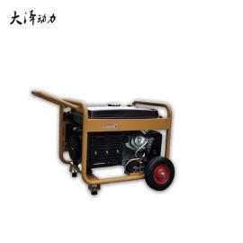 190A汽油发电电焊机参数