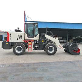 搅拌混凝土装载机自动上料搅拌铲车1方液压搅拌斗