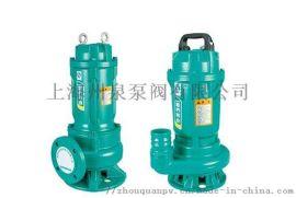 州泉 WQ(D)全不锈钢精密铸造污水污物潜水电泵