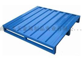 钢制托盘叉车铁垫板厂家仓库货架托盘可定制规格