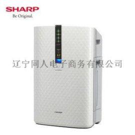 夏普(SHARP)空气净化器除雾霾PM2.5除甲醛杀菌除病毒无雾加湿器家用消毒卧室客厅使用