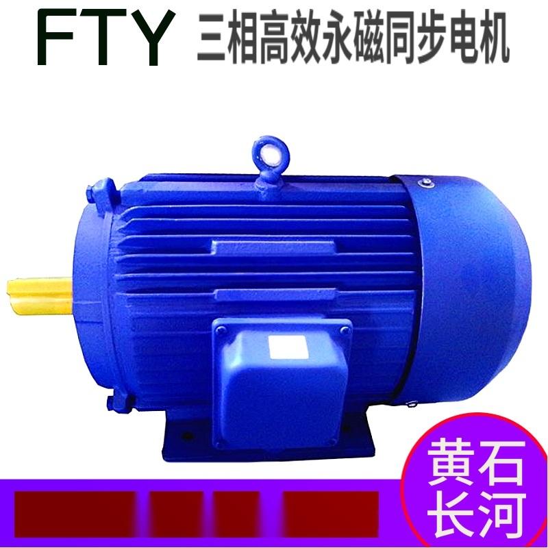 FTY3000-4/3KW永磁同步電機,高效節能