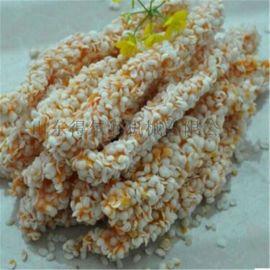 多功能鸡米花裹粉机 全自动上浆裹糠生产线