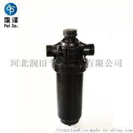 过滤系统和施肥装置安装技术,网式过滤器