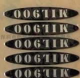 制作蝕刻不鏽鋼標籤,鐳射雕刻金屬標牌logo