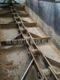 沙子埋刮板机 水平刮板输送机 六九重工304材质刮