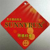 SUNNYRUN、熱感紗線、發熱纖維、保暖纖維