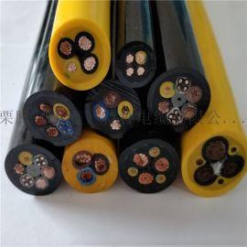 PUR高耐磨卷筒电缆 上海卷筒电缆