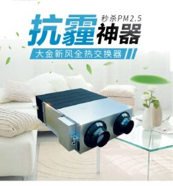 北京大金新风机 大金商用新风VAM1000GMVE