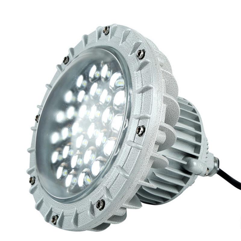 隔爆型led防爆灯泛光厂房加油站投光化工厂平台灯