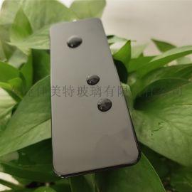 AF防指纹丝印钢化玻璃面板 东莞玻璃厂