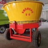 大型玉米秸秆粉碎机 圆筒草捆粉碎机厂家