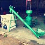 塑料颗粒管式提升机 可升降水泥粉提升机LJXY