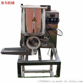 肉饼成型机 100型素肉成型机 全自动南瓜饼成型机
